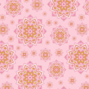 Mandala Dream Pink