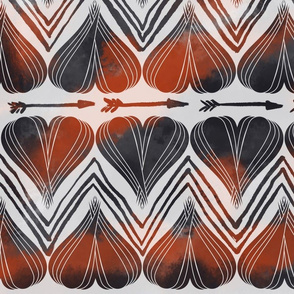 Hearts & Arrows II