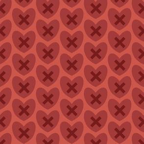 Hearts and Kisses - XMH056-1