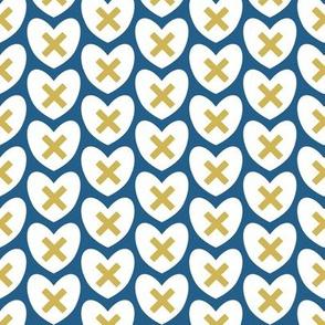 Hearts and Kisses - XMH062-4