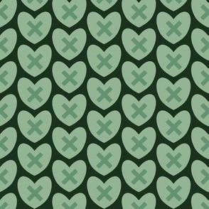 Hearts and Kisses - XMH061-2