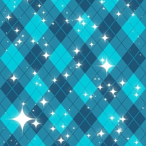 Stargyle Teal Light