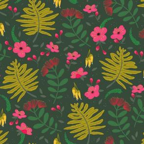 New Zealand Plants – Green