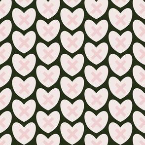 Hearts and Kisses - XMH066-4