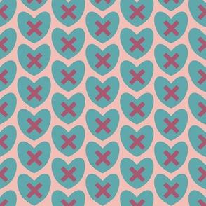 Hearts and Kisses - XMH067-5