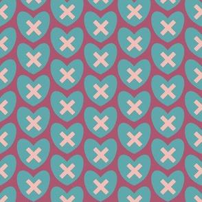 Hearts and Kisses - XMH067-4