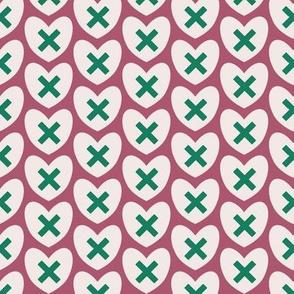 Hearts and Kisses - XMH068-4