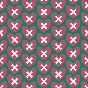 Hearts and Kisses - XMH068-2