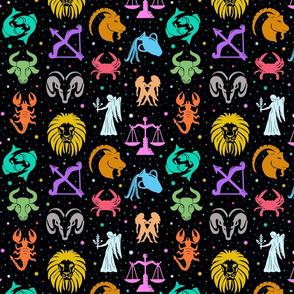 Zodiac stars multi