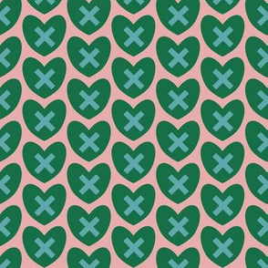Hearts and Kisses - XMH069-5