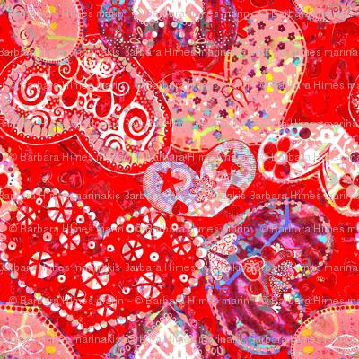 Valentines 2019: Valentine Scatter