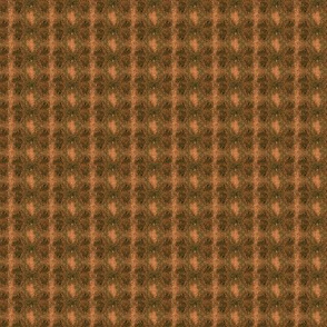 Web Weave ~ Brown