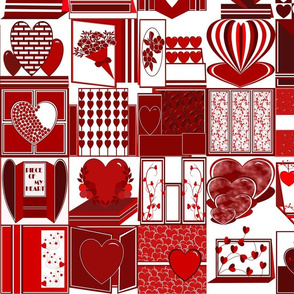 Tales of Valentine's Greeting Cards