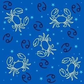 Cancer Crab Zodiac Sign