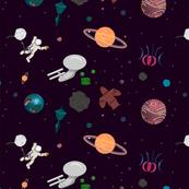 Deep Purple Space Adventures