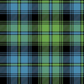 "Marquis of Lorne 1871 tartan #2, 6"" bright"