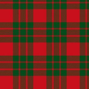 "MacGregor of Glenstrae 1826 tartan, 3"""