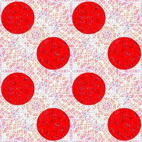 Valentines 2019: Polka Dots