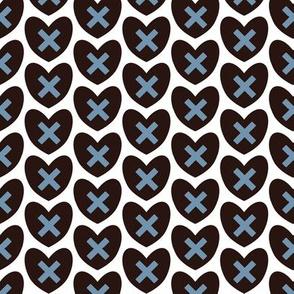 Hearts and Kisses - XMH080-5