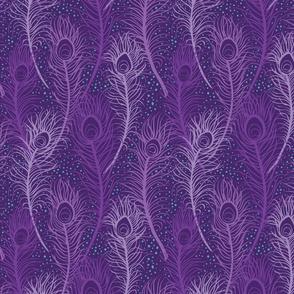 Purple Plumes