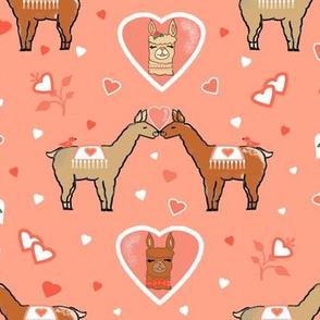 Valentine Llamas