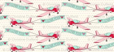 Banner Tow Valentine