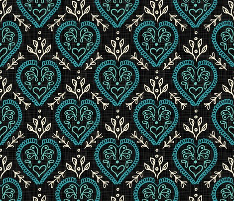 Rrrheartleaves-teal-hwhtlinen-black-3x3-300dpi_shop_preview
