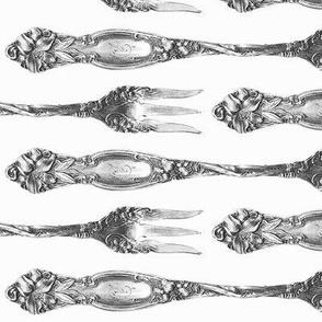 Martha's fork b/w