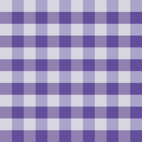 plaid-purple violet