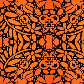 Orange Otomi