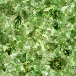bigfoot cammo revisited spring green