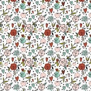 Heart-Floral-polka 3x3