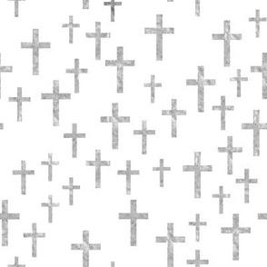 Crosses in grey - LAD19