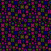 Bubble Cross//dark