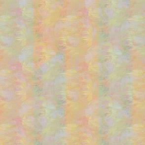 corinthian stripe coral shimmer