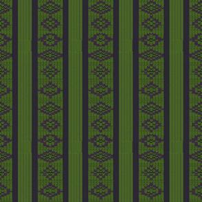 Knitted Snakeskin Stripe | Stock Pot
