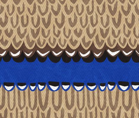 Mallard fabric by beckarahn on Spoonflower - custom fabric