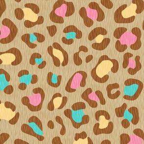 Leopard Ice-Cream