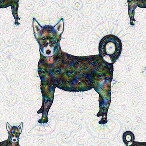 Super Trippy Dog