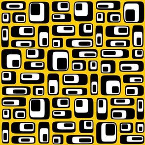 GeoLeo - geometric animal print