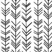 Bold black&white - Arrows