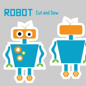 Robot Cut and Sew
