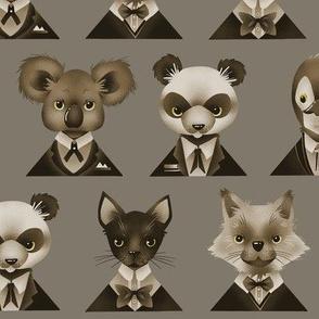 Animals In Suits