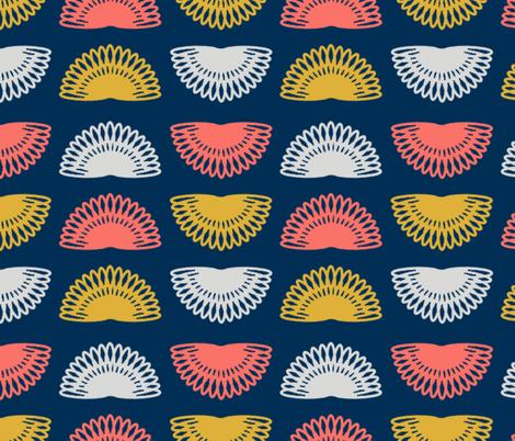 Fan Favorite fabric by redesignedclassics on Spoonflower - custom fabric