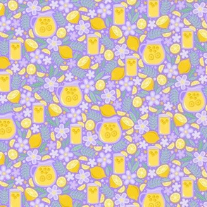 Afternoon Lavender Lemonade (Small)
