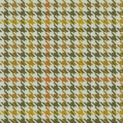 Plaid in Rust Gold and Browns