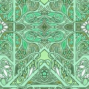 Squirmy World of Green