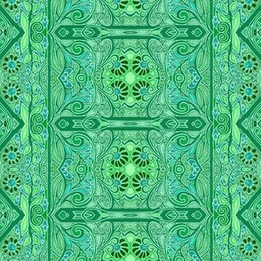 St Patrick's Swirly Curlies