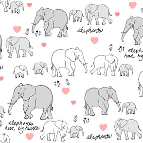 Elephants Have Big Hearts