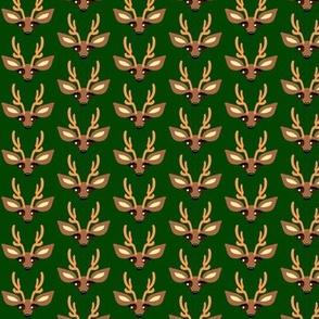 Deer Holiday Set 2